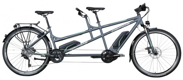 GEPIDA Tandem Thoris Voyage XT 10 - Modell 2020