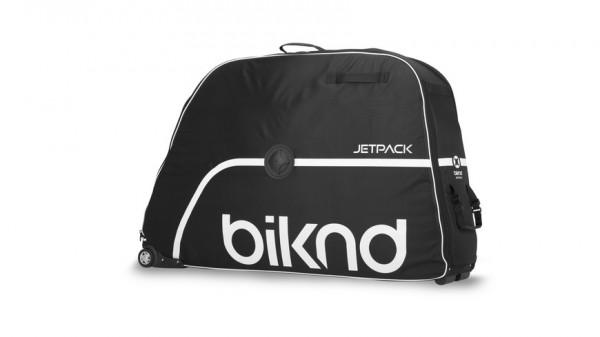 BIKND Jetback - Fahrradtransporttasche - Fahrradkoffer - Schwarz