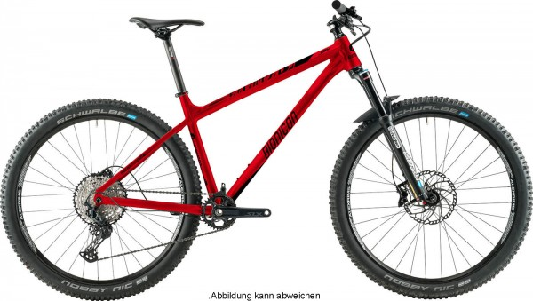 BIONICON CODY 1 Trail Hardtail - Modell 2020 - Candy Red