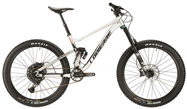 LAPIERRE Spicy FIT 3.0 - Carbon Enduro Modell 2020