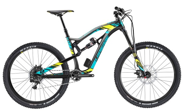 LAPIERRE Spicy 527 - Enduro Fully - Sonderangebot