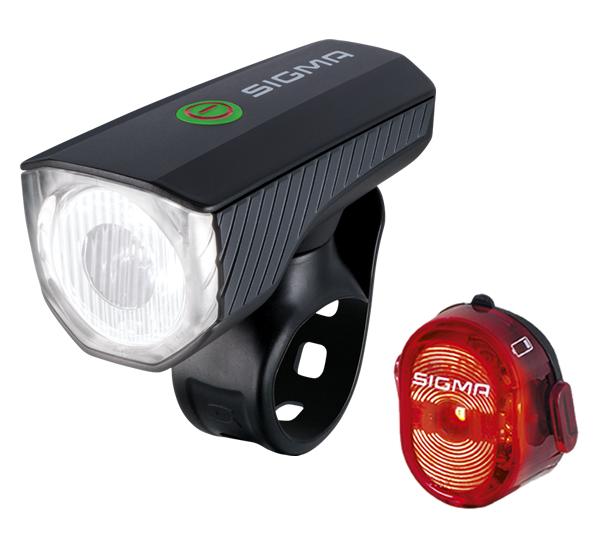 Sigma Aura 40 USB & Nugget II - LED Beleuchtungsset