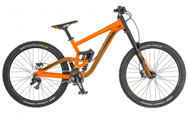 SCOTT Gambler 730 - Downhill & Freeride - Modell 2019
