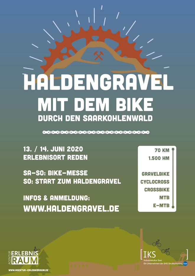 Haldengravel im Saarland 2020