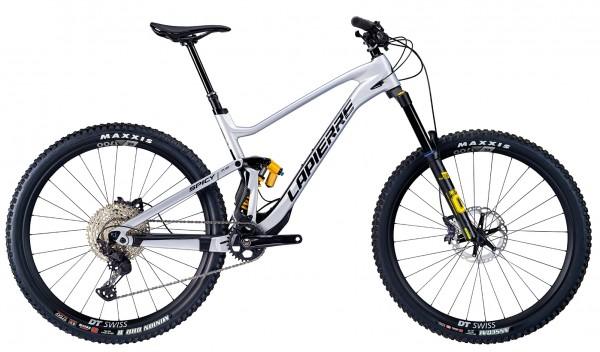 LAPIERRE Spicy 7.9 - Carbon Enduro - Modell 2021