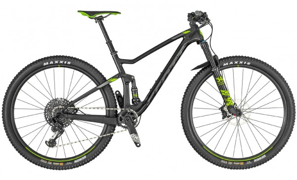 SCOTT Spark 920 - Modell 2019 - Carbon Fully