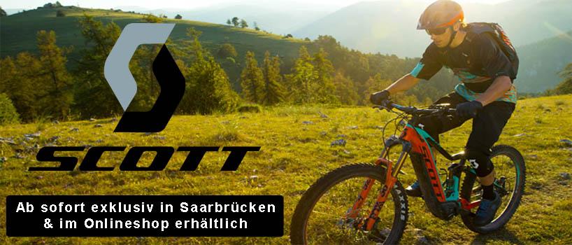 Scott Fahrräder im Radsalon Saarbrücken kaufen