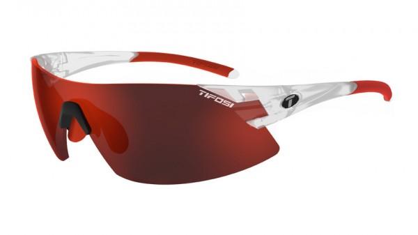 TIFOSI Podium XC Radbrille (Matte Crystal)