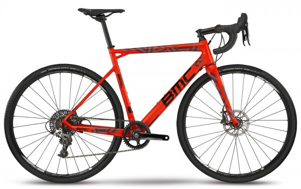 BMC Crossmachine CX01 TWO - Cyclocross Bike Modell 2018
