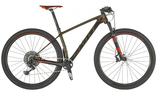 SCOTT Scale 910 - Carbon MTB Hardtail - Modell 2019