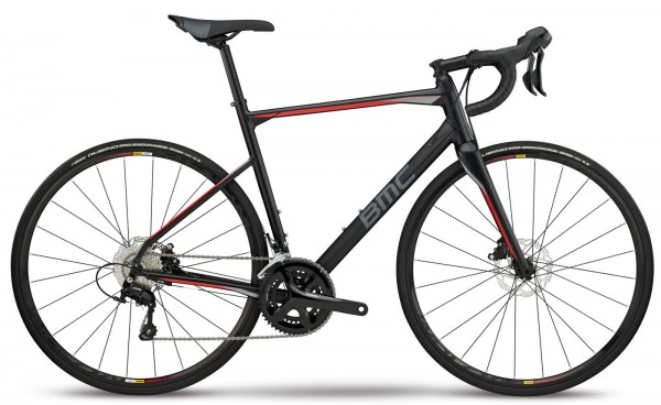 BMC Roadmachine 03 ONE - Black Grey - Modell 2018