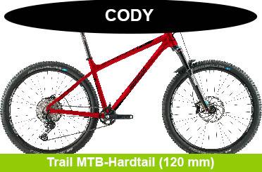BIONICON CODY Trail MTB Hardtail Angebot