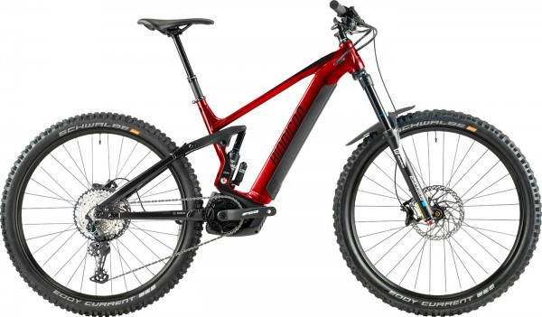 BIONICON WYATT 1 - Bosch E-MTB Fully - Modell 2020 - Red