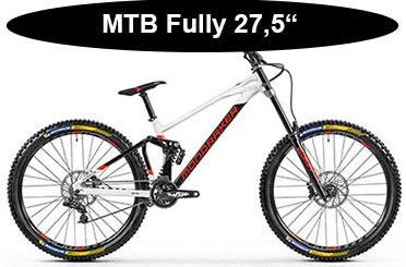 MTB Fullsuspension_mit 27,5 Zoll (650B) Laufradgrösse