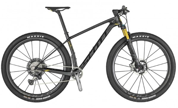 SCOTT Scale RC 900 SL - Carbon MTB Hardtail - Modell 2019