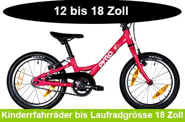 Kinderfahrrad Angebote bis 18 Zoll in Saarbrücken