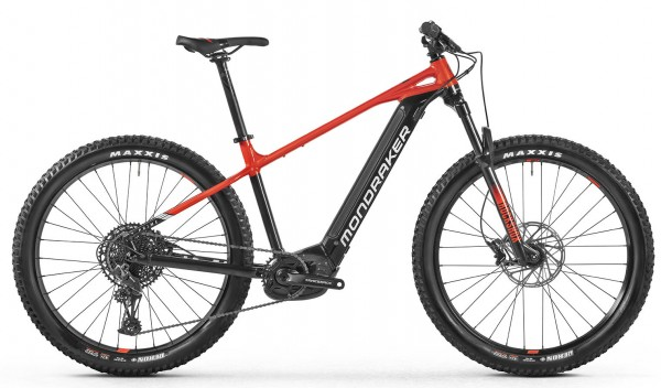 MONDRAKER Prime+ Black / Red - eMTB Hardtail 2021
