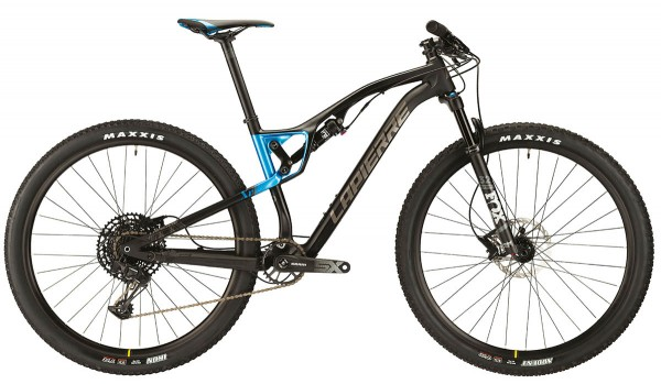 LAPIERRE XR 6.9 - Marathon & Cross Country Fully
