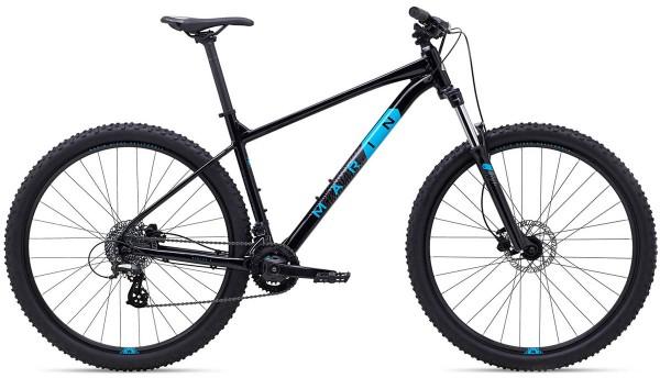 MARIN Bobcat Trail 3 - Gloss Black/Charcoal/Cyan - Modell 2021