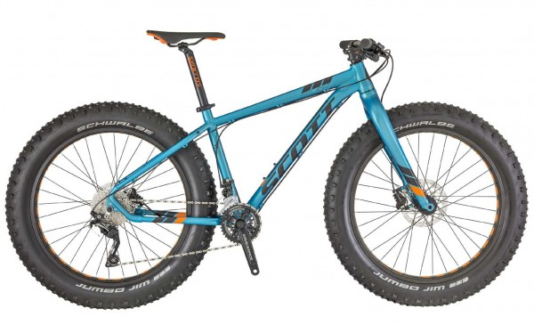 SCOTT Big Jon - Fat Bike Modell 2019