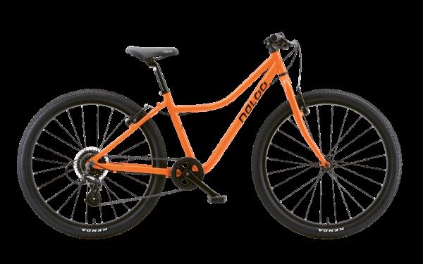 NALOO Chameleon 26 - Superleichtes Kinderrad - Orange