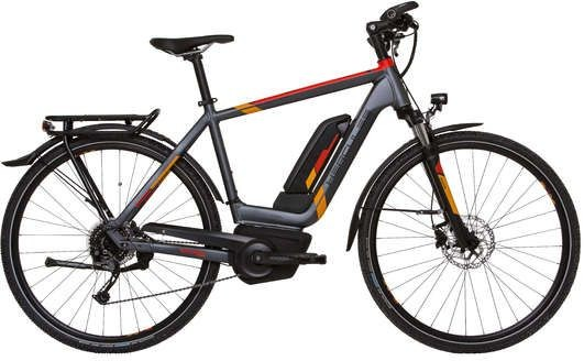 HERCULES Rob Cross Sport - Herren E-Bike