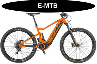 SCOTT E-MTB Onlineshop Angebote