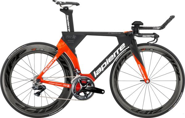 LAPIERRE Aerostorm DRS - Zeitfahrrad / Time Trial Bike