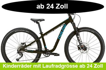 Kinderfahrrad / Kindermountainbike Angebote ab 24 Zoll