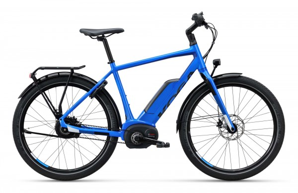 KOGA Pace B10 Herren - Lifestyle E-Bike mit Bosch Performance Line CX