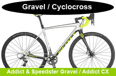 Scott Gravelbike & Cyclocross-Bike Angebote