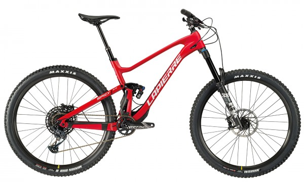 LAPIERRE Spicy 6.9 - Carbon Enduro - Modell 2021