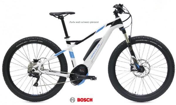 Hercules NOS CX Comp - E-Mountainbike mit Bosch Antrieb - 2018