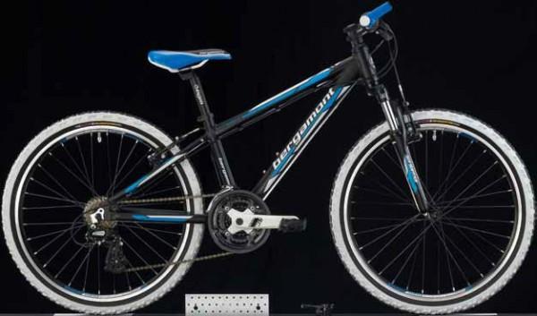Bergamont Team Junior - 24 Zoll Kindermountainbike Gebrauchtfahrrad