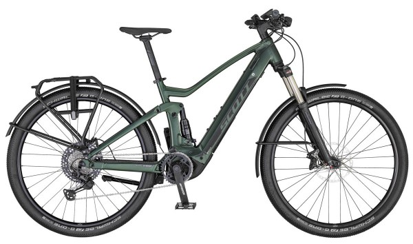 SCOTT Axis eRide EVO - Bosch E-Bike - Modell 2020