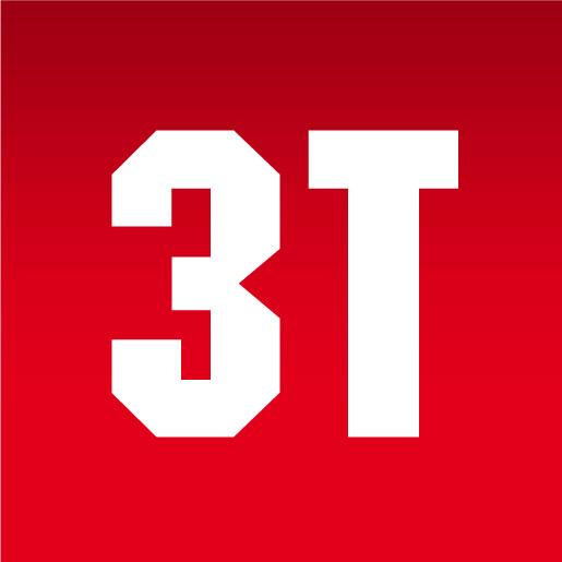 3T-Fahrradkomponenten-Logo