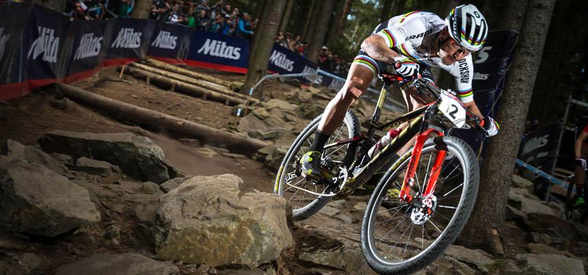 Nino Schurter SCOTT SRAM Mountainbike Team