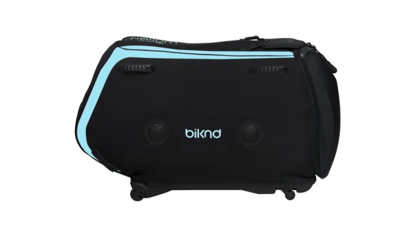 BIKND Helium V4 - Fahrradtransporttasche - Fahrradkoffer - Blau