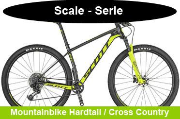 Scott Scale Mountainbike Angebote kaufen
