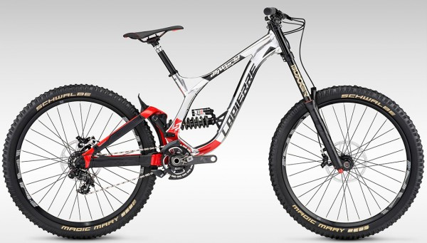 Lapierre DH World Champion Ultimate - Downhill Bike 2017