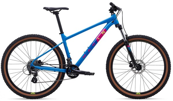 MARIN Bobcat Trail 3 - Blue/Yellow/Magenta - Modell 2021
