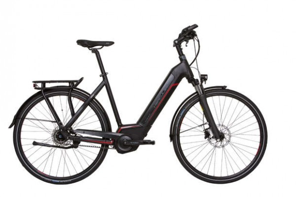HERCULES Futura Sport I-F8 - Damen E-Bike Modell 2018