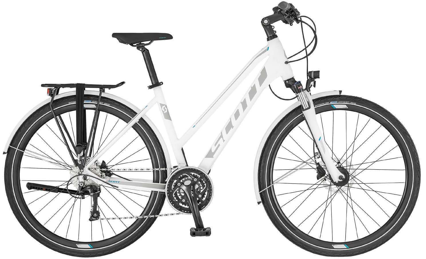 scott sub sport 20 lady modell 2019 trekkingbike rad. Black Bedroom Furniture Sets. Home Design Ideas