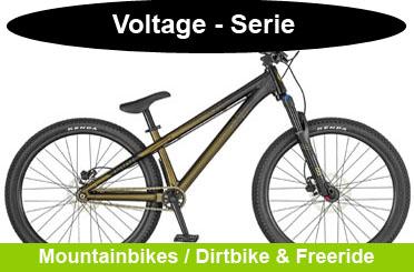 Scott Dirtbikes Freeride Mountainbike kaufen