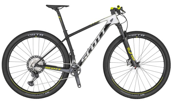 SCOTT Scale RC 900 Pro - Carbon MTB Hardtail - Modell 2020
