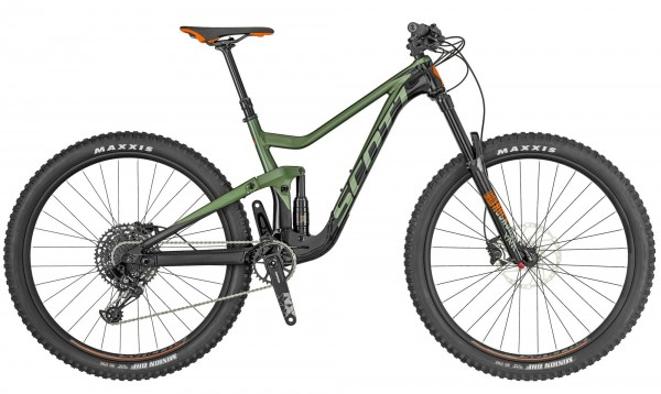 SCOTT Ransom 930 - Enduro Fully 2019