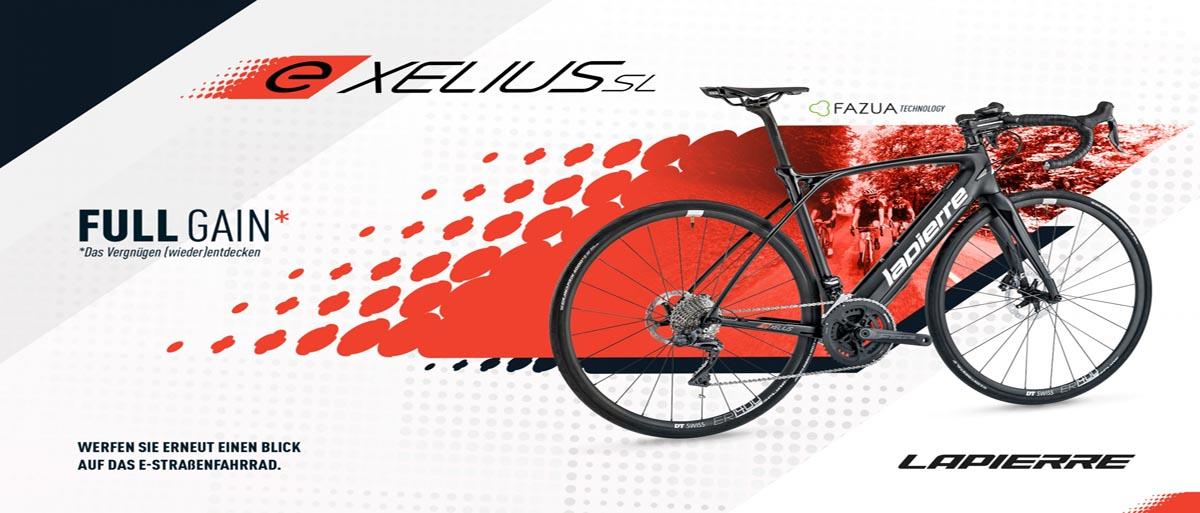 Lapierre E-Xelius Modelle zum besten Preis online kaufen