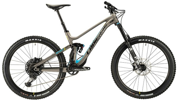 LAPIERRE Spicy FIT 5.0 - Carbon Enduro Modell 2020