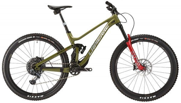 LAPIERRE Spicy FIT Team Ultimate - Carbon Enduro Modell 2020