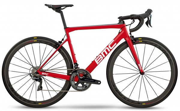 BMC Teammachine SLR01 Team - Farbe: Team Red - Modell 2018